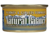 Natural Balance 火雞肉貓罐頭 5.5oz