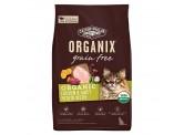 ORGANIX 無穀物全貓糧 有機雞肉甜薯配方 3Ib