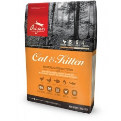 Orijen 無穀物雞肉貓貓專用配方 1.8kg (新優惠)