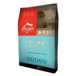 Orijen 無穀物6種魚貓貓專用配方 5.4kg  (新優惠)