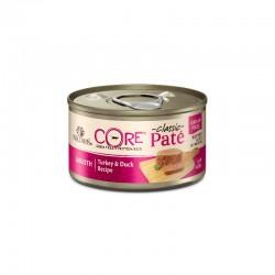 Wellness Core 無穀物貓罐頭 - 火雞肉+鴨肉 156g (新優惠)
