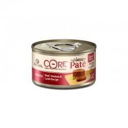 Wellness Core 無穀物貓罐頭 - 牛肉+鹿肉+羊肉 156g (新優惠)