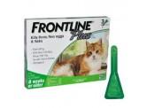 Frontline Plus 殺蚤除牛蜱藥水 (8星期以上貓隻適用) 1盒3支