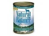 Natural Balance 雞肉 狗罐頭 (369g) x 24