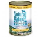 Natural Balance 薯仔鴨肉 狗罐頭 (369g) x 1