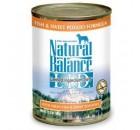 Natural Balance 甜薯魚肉 狗罐頭 (369g) x 1