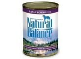 Natural Balance 羊肉 狗罐頭 (369g) x 24