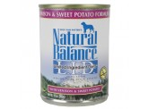 Natural Balance 甜薯鹿肉 狗罐頭 (369g) x 24