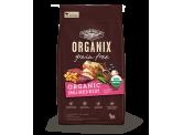 ORGANIX 有機(犬糧)無穀物小型犬配方 4Ib (35058)