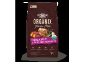 ORGANIX 無穀物全犬糧 - 有機雞肉甜薯配方 4Ib